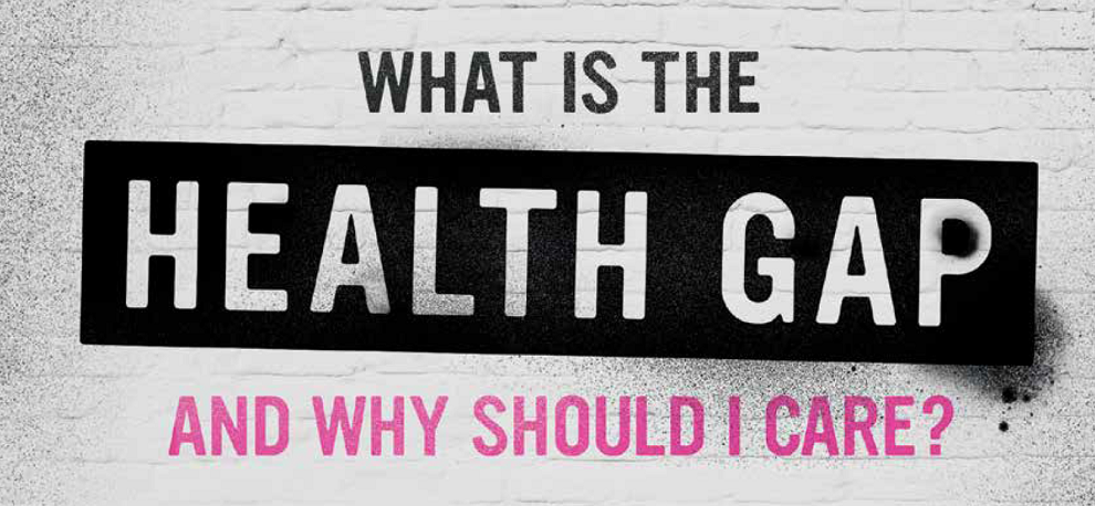 Why Should I Care - Health Gap